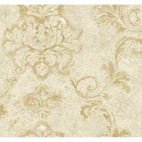 Bartow Andalucia Wallpaper 27 In. x 27 Ft. = 60.75 Sq.Ft.