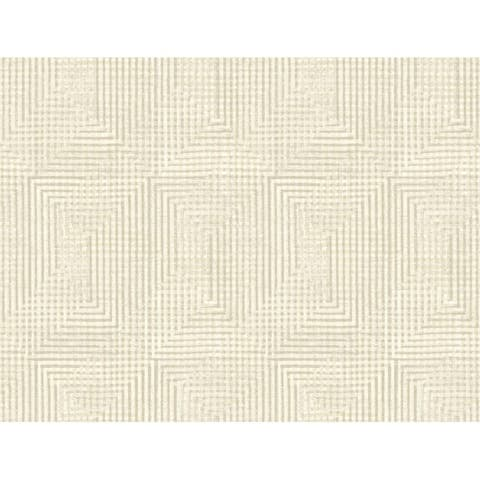 Biscayne Right Angle Weave Wallpaper 27 In. x 27 Ft. = 60.75 Sq.Ft