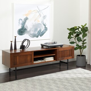 Stone and Stripes Ryan 2 door Tobacco Entertainment Center