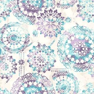 Seattle Bohemian Wallpaper 20.5 In. x 33 Ft. = 56 Sq.Ft