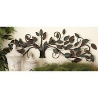 Carbon Loft Pawnee Metal Tree Wall Decor