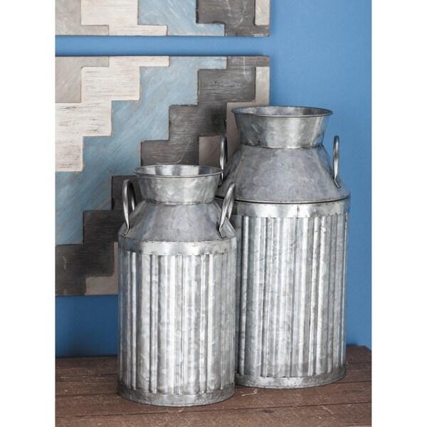 The Gray Barn Jartop Metal Milk Jug (Set of 3)