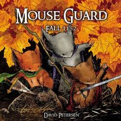 Mouse Guard 1: Fall 1152 (Hardcover)