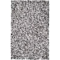 The Gray Barn Magda Hand-woven New Zealand Felted Wool Stone Look Textured Area Rug - 9' x 13'