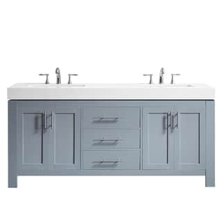 Buy Grey Bathroom Vanities Amp Vanity Cabinets Online At