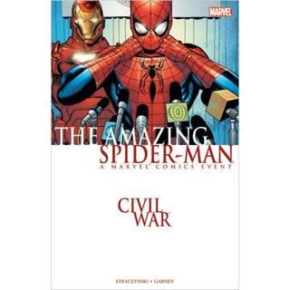 Civil War: The Amazing Spider-man (Paperback)