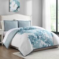 White Birch Brooklyn Floral Reversible 2 & 3 Piece Comforter Set