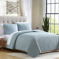 Lemon & Spice Ardmore Solid Lattice 2 & 3 Quilt Set