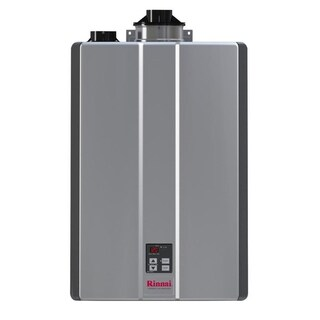 Rinnai Super High-Efficiency+ 15-year limited Residential Indoor Liquid propane Water Heater