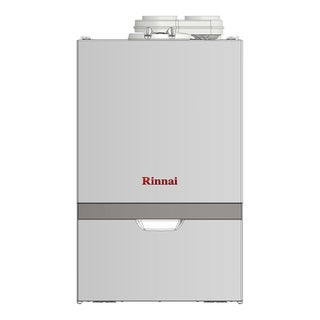 Rinnai Condensing Boiler (Boiler Max HTG DHW Btu 160,000 Combi, NG) M160CN White