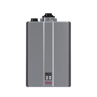 Rinnai Super High Efficiency+ 8-GPM 160000-BTU Indoor Liquid Propane Super High Efficiency Tankless Water Heater