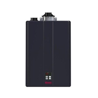 Rinnai Commercial 9.8-GPM 199000-BTU Indoor Natural Gas Super High Efficiency Tankless Water Heater - N/A