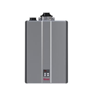 Rinnai Super High Efficiency+ 9.8-GPM 199000-BTU Indoor Natural Gas Super High Efficiency Tankless Water Heater