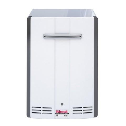 Rinnai 6.5-GPM 130000-BTU Outdoor Liquid Propane Super High Efficiency Tankless Water Heater - N/A