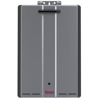 Rinnai Super High Efficiency+ 9.8-GPM 199000-BTU Outdoor Natural Gas Super High Efficiency Tankless Water Heater