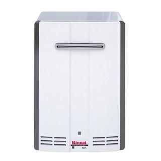 Rinnai Super High Efficiency 7.5-GPM 160-BTU Outdoor Natural Gas Super High Efficiency Tankless Water Heater