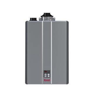 Rinnai Super High Efficiency+ 8-GPM 160000-BTU Indoor Natural Gas Super High Efficiency Tankless Water Heater