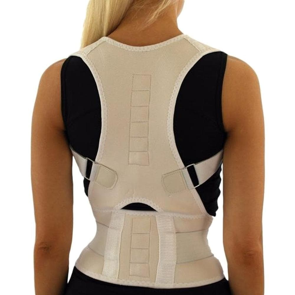 F.S.D Posture Corrective Back Brace - nude - Overstock - 22698136