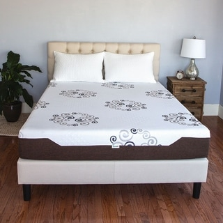 "10"" Coolux Memory Foam Mattress"