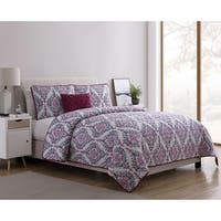 VCNY Home Lyndon Ogee Quilt Set