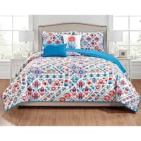 RT Designers Collection Tatyana 5-Piece Quilt Set