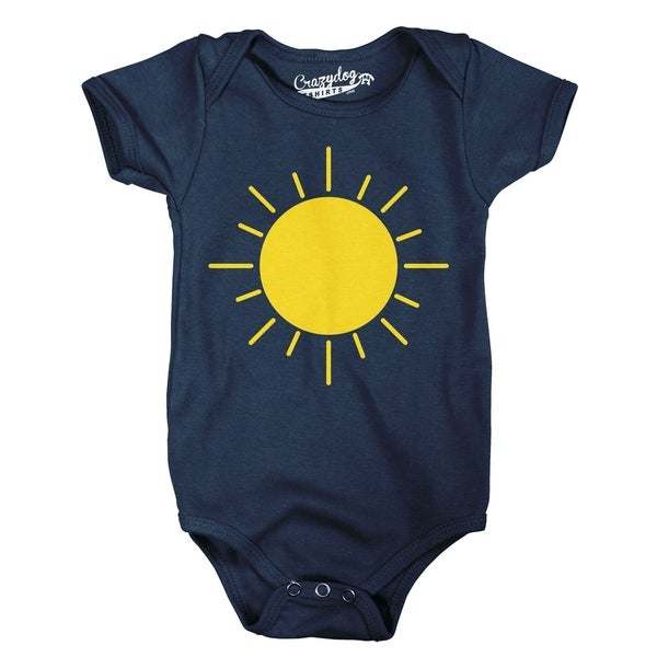 f69c29adb Shop Sunshine Tee for Infants Cute Summer Adorable Funny Baby ...
