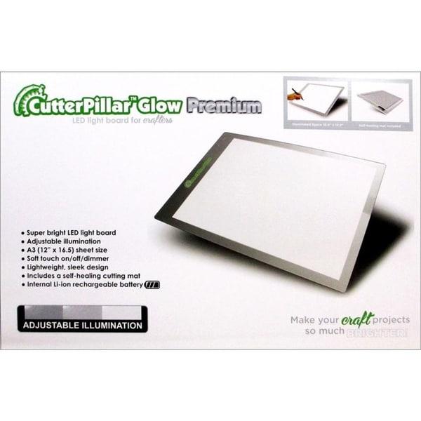 shop cutterpillar glow premium led light board free shipping today