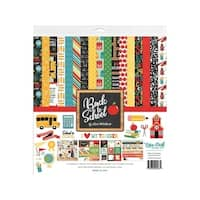 Echo Park Back To School Collection Kit 12x12