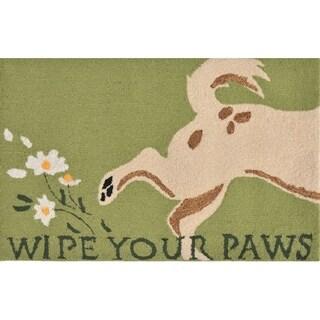Liora Manne Wipe Your Paws Indoor/Outdoor Mat