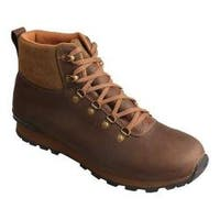 Men's Twisted X Boots MWAW001 Western Athleisure Hiking Boot Crema Taupe Leather