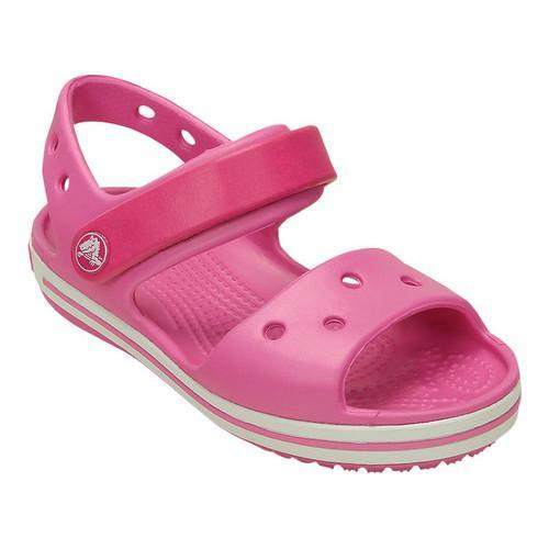 a2c7c237644a9 Shop Girls  Crocs Crocband Sandal Candy Pink Party Pink - Free Shipping On  Orders Over  45 - Overstock - 19382507