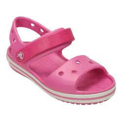 Girls' Crocs Crocband Sandal Candy Pink/Party Pink