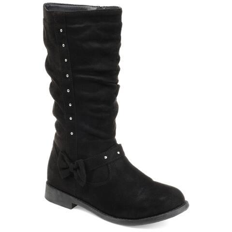 Journee Kids Girl's Merida Boot