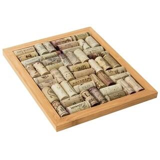 Corkboard Trivet Kit, Bamboo
