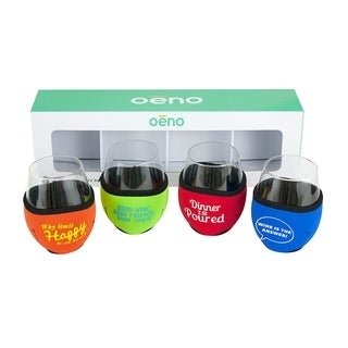 Vino Hug Party Pack, Sayings