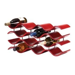 Bali 12 Wine Rack, Crimson