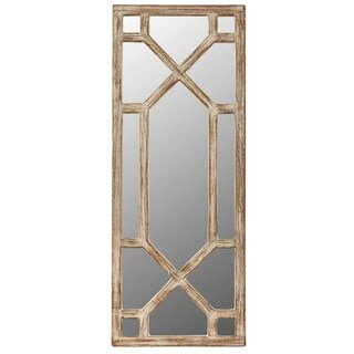 Peter Brown Resin Wall Mirror