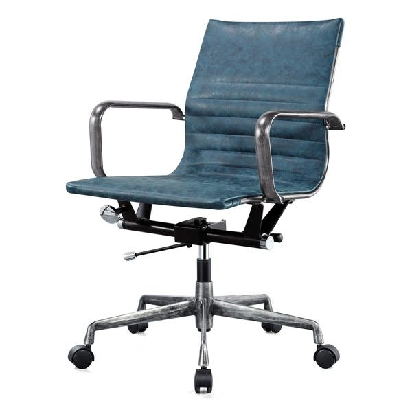 Pleasant Shop M348 Distressed Office Chair On Sale Free Shipping Forskolin Free Trial Chair Design Images Forskolin Free Trialorg