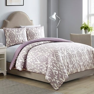 Amrapur Overseas Azlin 3-Piece Embellished Duvet Set