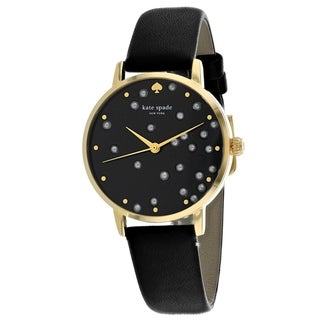 Kate Spade Leather Ladies Watch KSW1395