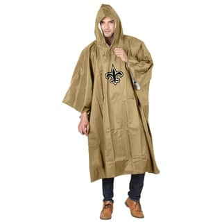 NFL 47C Saints Deluxe Poncho