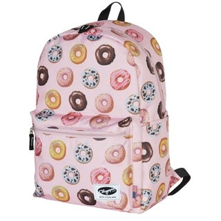 Olympia Cornell Donuts 18-inch Backpack