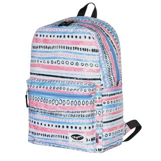 Olympia Cornell Tribal 18-inch Backpack