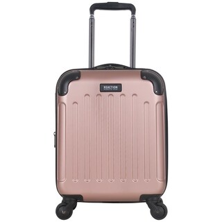 Kenneth Cole Reaction 16in Lightweight Hardside Expandable 4-Wheel Spinner Underseater Mini Carry On Suitcase