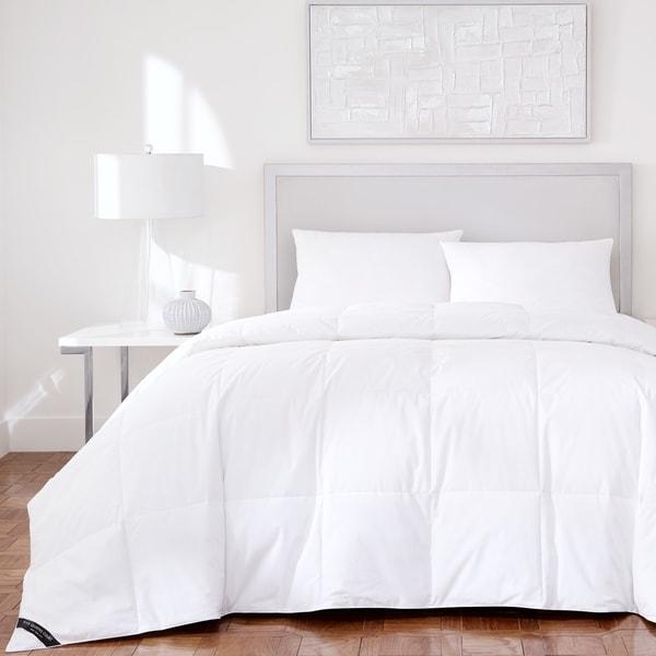Five Queens Court Elegance 233 TC Cotton Allergen Barrier Down Alternative Comforter