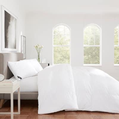 Five Queens Court Elite Sateen 300 TC Cotton Allergen Barrier Down Alternative Comforter