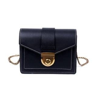 Link to Foressence Clara Genuine Leather Crossbody Bag Similar Items in Shop By Style