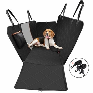Link to Dog Car Seat Covers Pet Car Seat Liner With Mesh Window & Storage Pockets, Scratch Proof & Waterproof Similar Items in Cell Phone Accessories