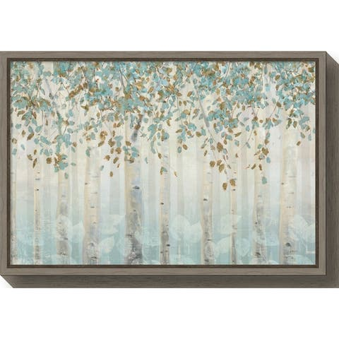 Canvas Art Framed 'Dream Forest I' by James Wiens
