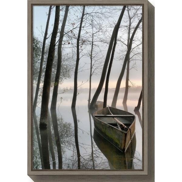 Canvas Art Framed 'Serene Dawn' by Rui David. Opens flyout.